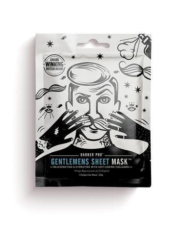 GENTLEMEN'S SHEET MASK