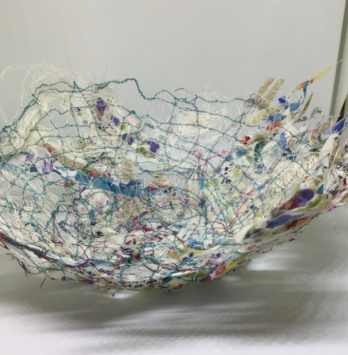 Quilter's Waste Bowl