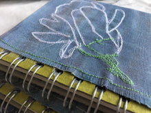 Botanical journal, Unfurling - medium