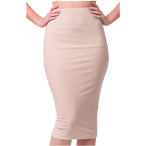High Waisted Midi Skirt 2 Colors-Skirt-Lux LA-Savvy Chic Apparel