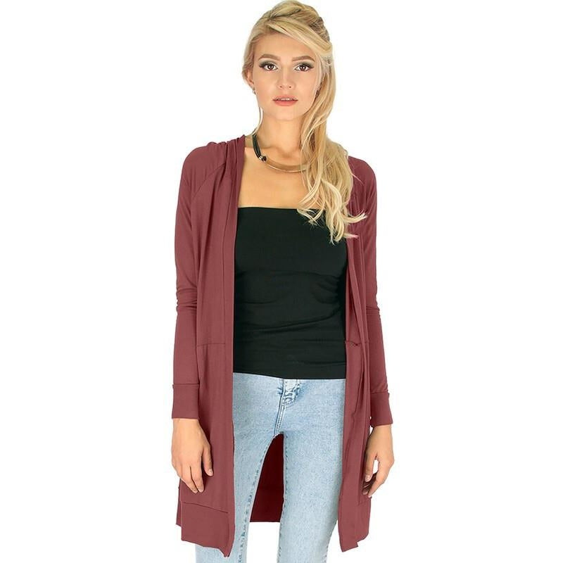 Simply Chic Cardigan-Cardigan-Savvy Chic Apparel-Savvy Chic Apparel