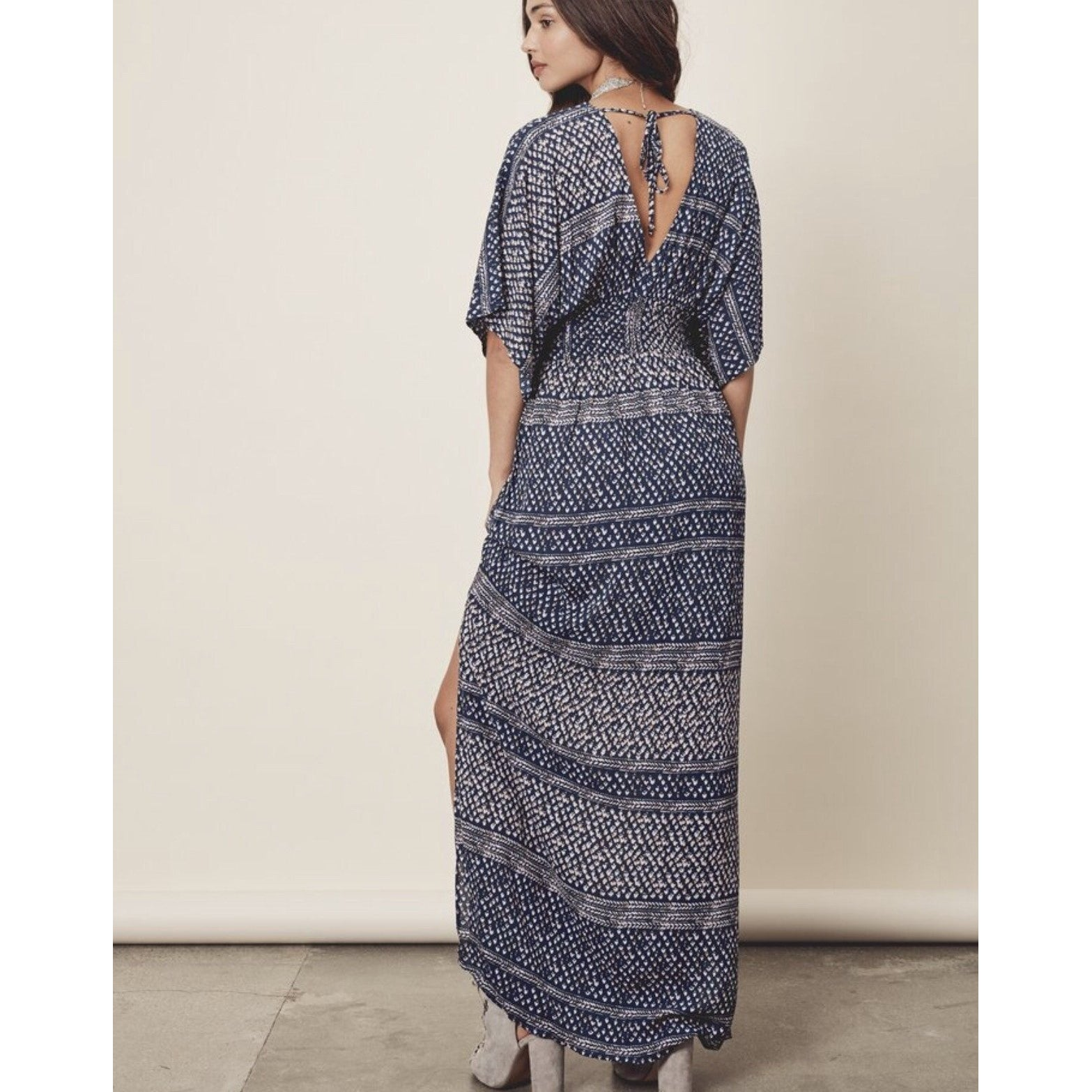 Iliana Dress-Maxi Dress-Savvy Chic Apparel-Savvy Chic Apparel