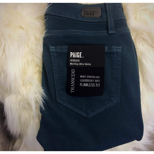 Jeans - Paige Real Skinny Jeans Size 25