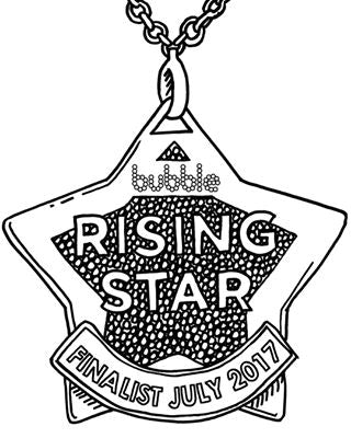 Bubble London Rising Star award 2017 Cooee Kids