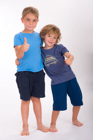 100% Cotton Kids t-shirt, Ethically and Sustainably made, CmiA Cotton