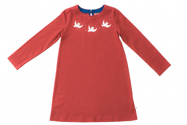 Oona Owl Dress