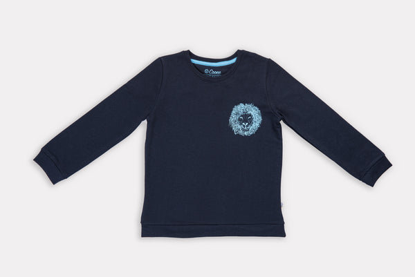 Lee Lion Sweatshirt - Unisex