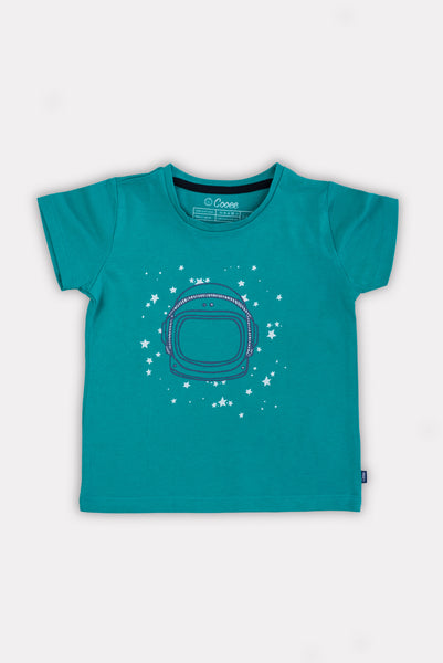 Space helmet T-Shirt