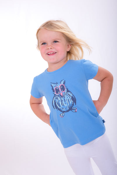 Night Owl T-Shirt- Unisex
