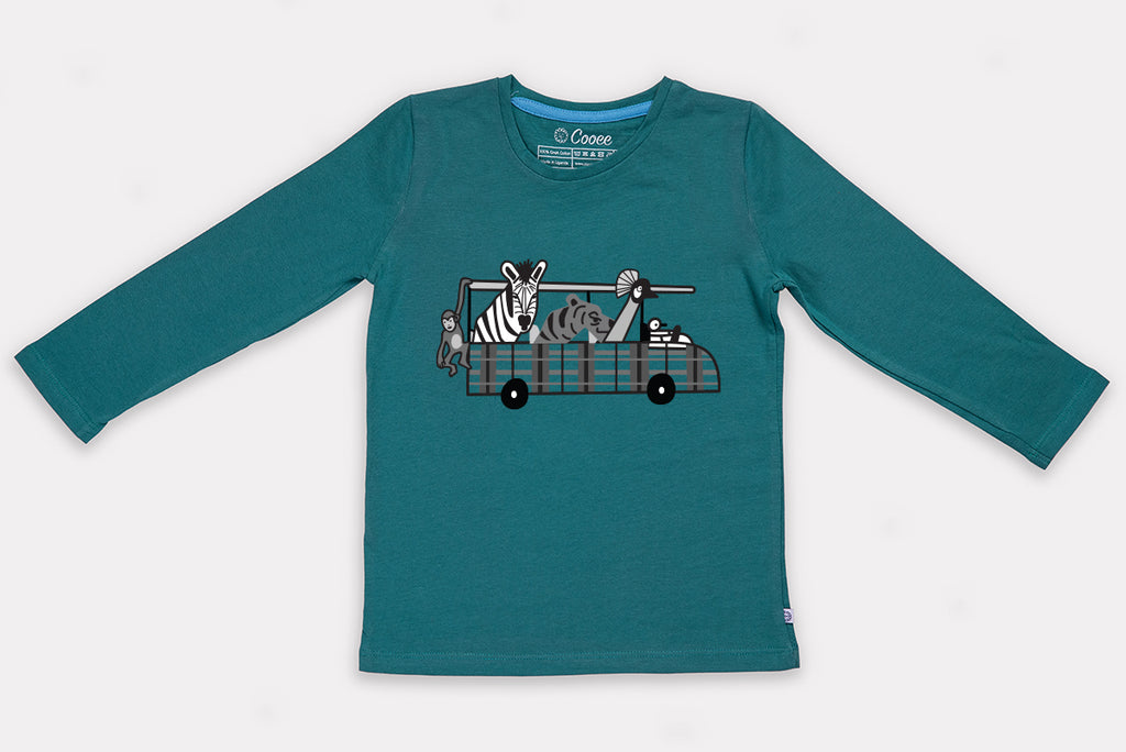 Safari car T-Shirt - Unisex