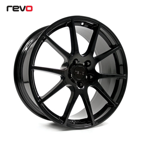 REVO | RV019 | WHEELSET 19 X 8.5 5 X 108 ET45 63.4MM CB