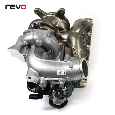 REVO | 2.0 TSI EA888 | TRANSVERSE K04 TURBOCHARGER SYSTEM EXC. SOFTWARE