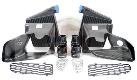 AUDI RS4 B5 BITURBO Upgrade Intercooler Kit