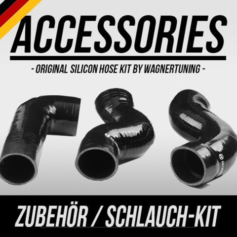 NEW - Silicon Hose Kit Audi A4 RS4