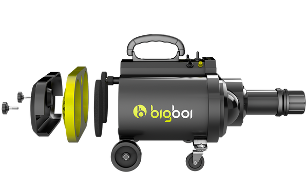 BigBoi BlowR Pro - Touchless Car Dryer