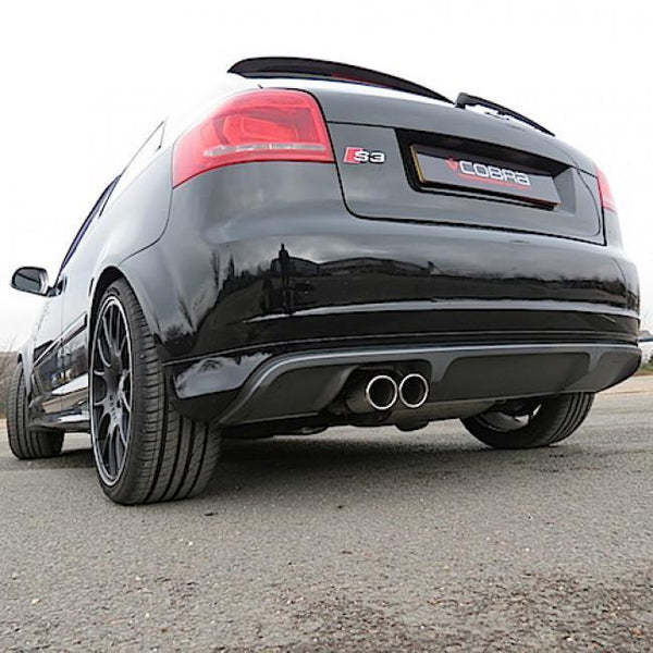 AU07 Cobra Sport Audi S3 (8P) Sports Exhaust