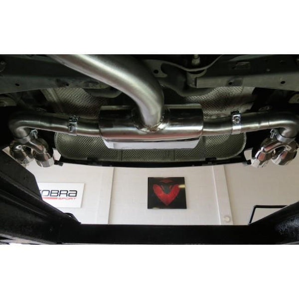 AU33 Cobra Sport Audi TTS Quattro Sports Exhaust