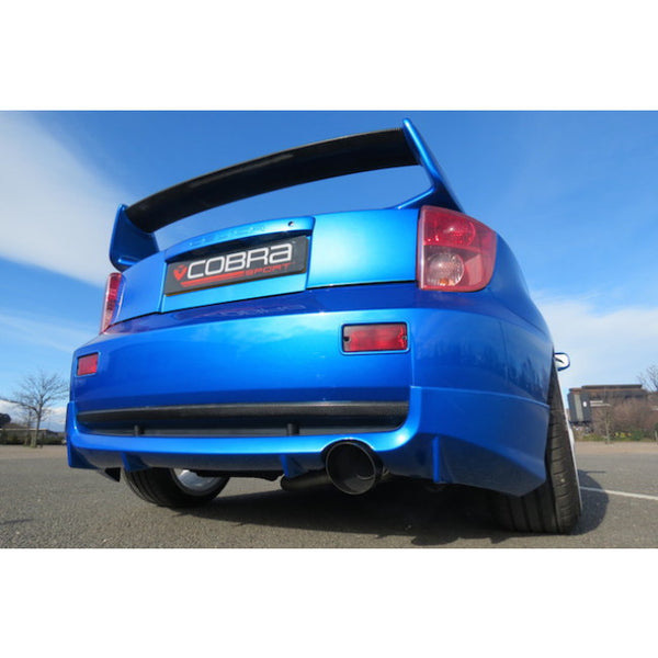 TY02 Cobra Sport Toyota Celica VVTi Cat Back Sports Exhaust System