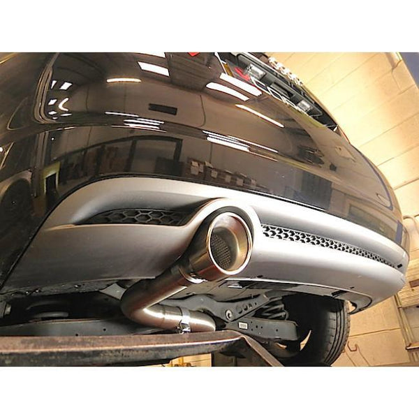 AU17 Cobra Sport Audi A3 (8P) TDI Cat Back Sports Exhaust