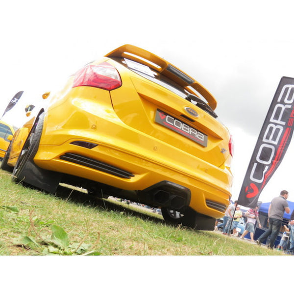 FD46 Cobra Sport Focus ST 250 Cat Back Sports Exhaust