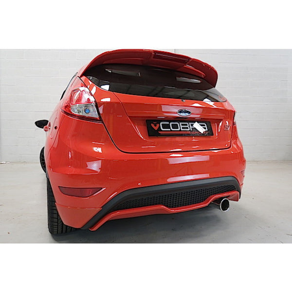 FD67a Cobra Sport Fiesta ST 180 Turbo Back Sports Exhaust
