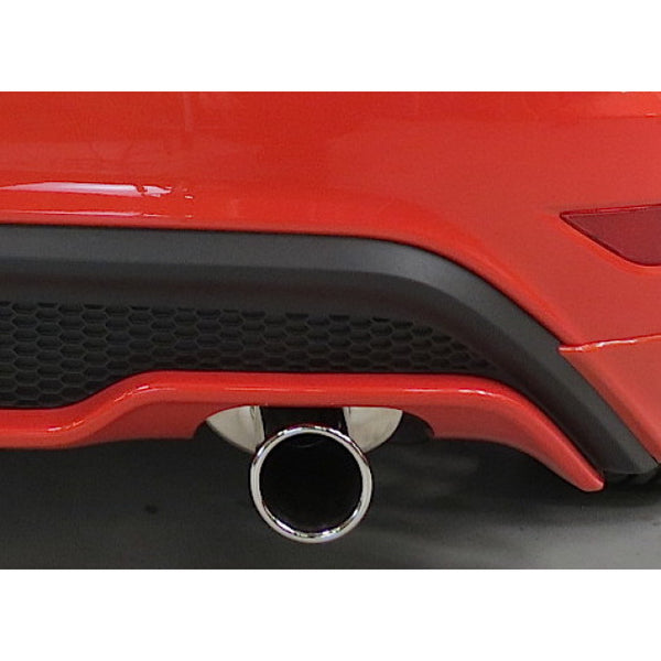 FD67c Cobra Sport Fiesta ST 180 Turbo Back Sports Exhaust