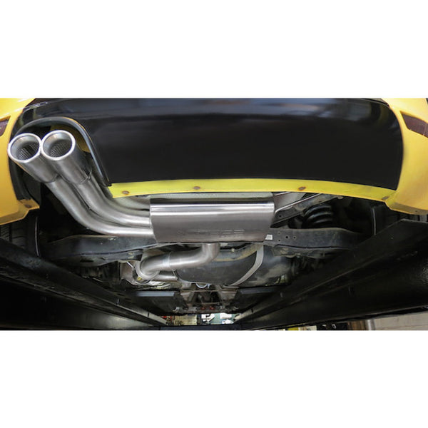 SE49d Cobra Sport Seat Leon FR Turbo Back Sports Exhaust