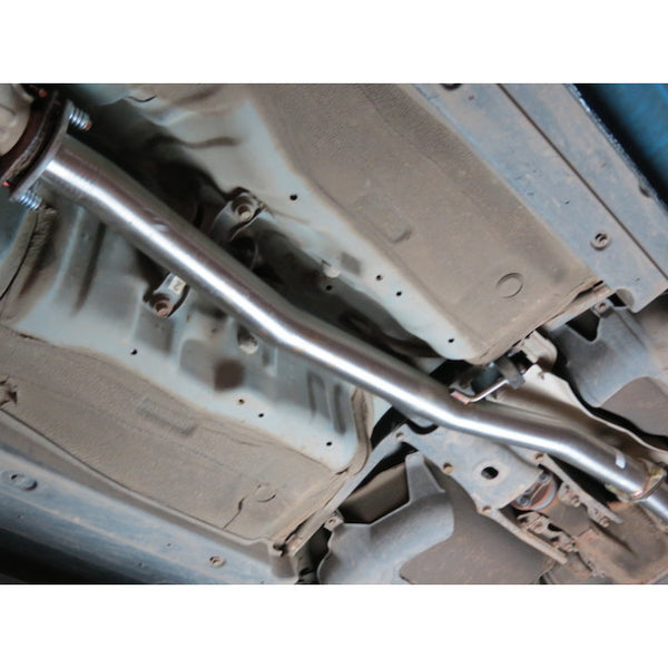 SC02z Cobra Sport Subaru Impreza Turbo Cat Back Sports Exhaust