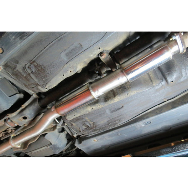 SB31a Cobra Sport Subaru Impreza Turbo Track Day Turbo Back Sports Exhaust Package