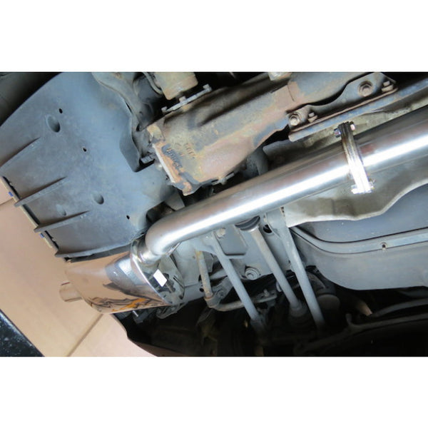 SB04 Cobra Sport Subaru Impreza Turbo Track Day Friendly Cat Back Sports Exhaust