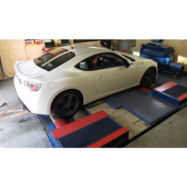 SU78 Cobra Sport Subaru BRZ Cat Back Sports Exhaust System