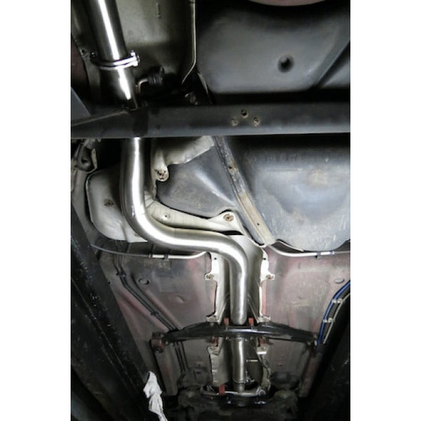 VW02 Cobra Sport VW Golf MK4 (1J) 1.4 & 1.6 Cat Back Sports Exhaust System