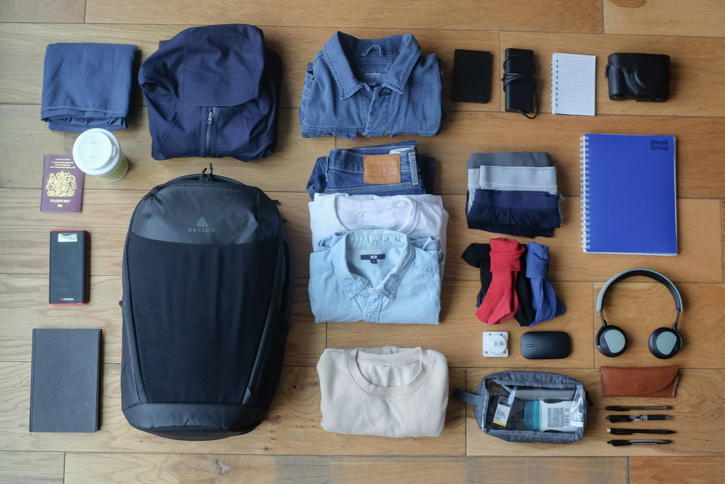 Simple Ways to Start Cutting Down Your Packing List