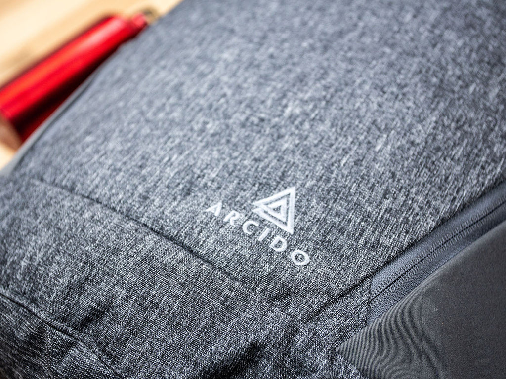 How To Clean Your Arcido Backpack