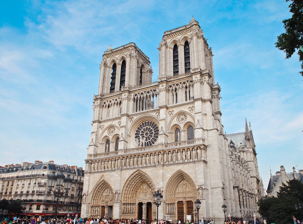 The Notre Dame Fire: A Lesson in Impermanence