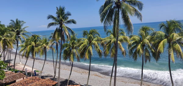 El Salvador beach