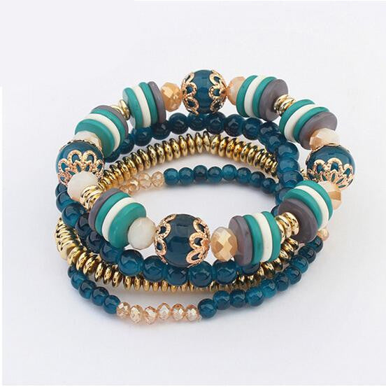 Alysha Stacking Bracelet Set