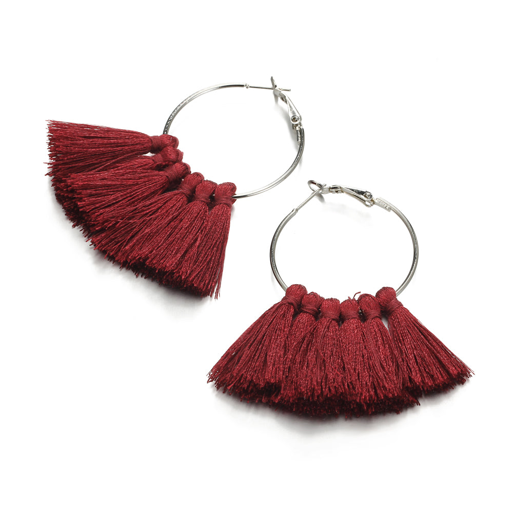 Becki Tassel Earrings
