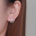 Eliza Flower Earrings