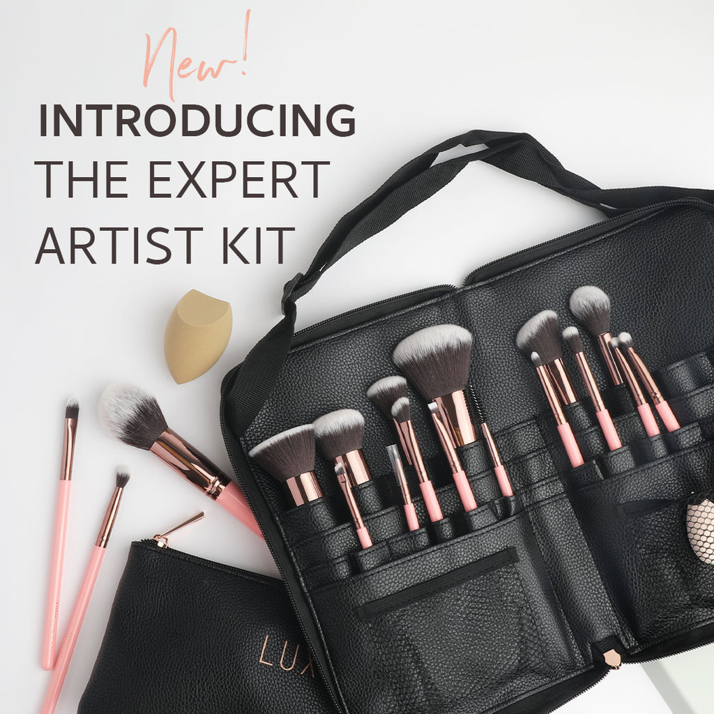 Featured Makeup Brush Products by LUXIE Beauty