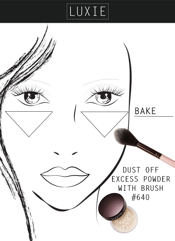 Terrific Nailed It Introducing The Baking Makeup Trend Luxiebeauty Wiring Digital Resources Nekoutcompassionincorg