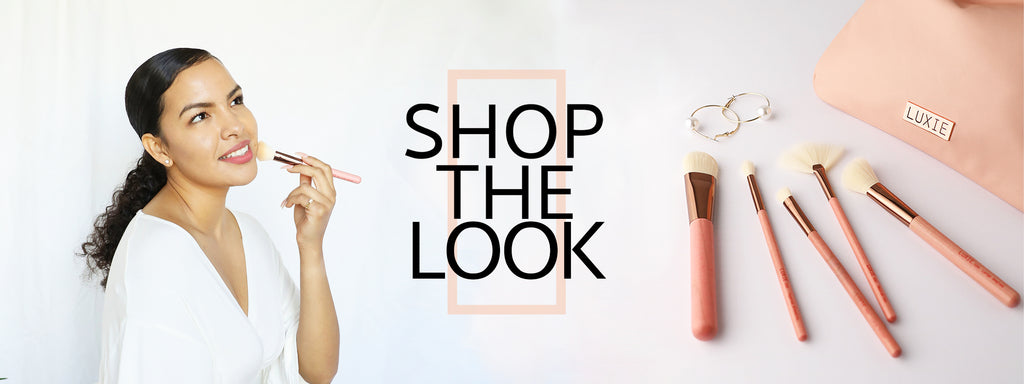 Shop the Look with Luxie