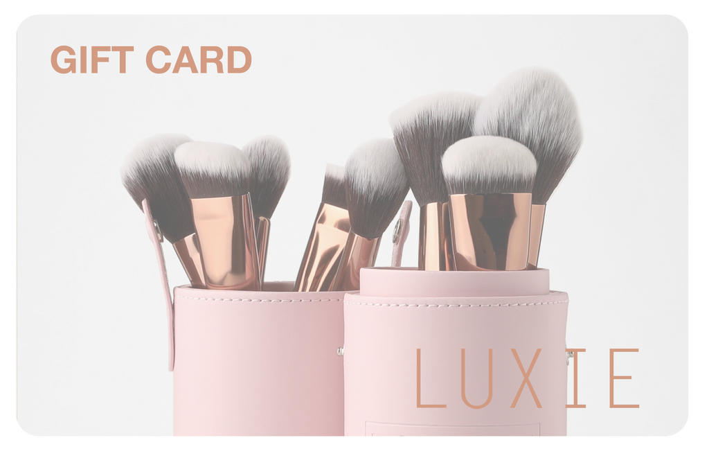 LUXIE Gift Card - LuxieBeauty