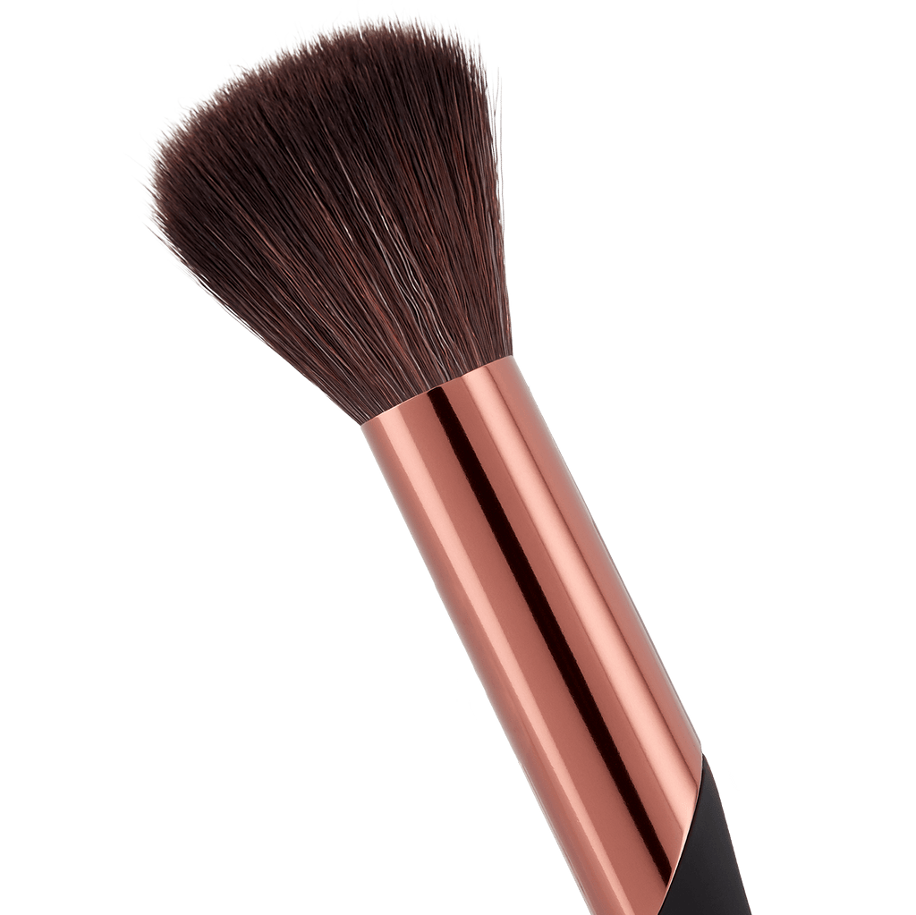 Black and Gold Luxie ProTools Contour Makeup Brush