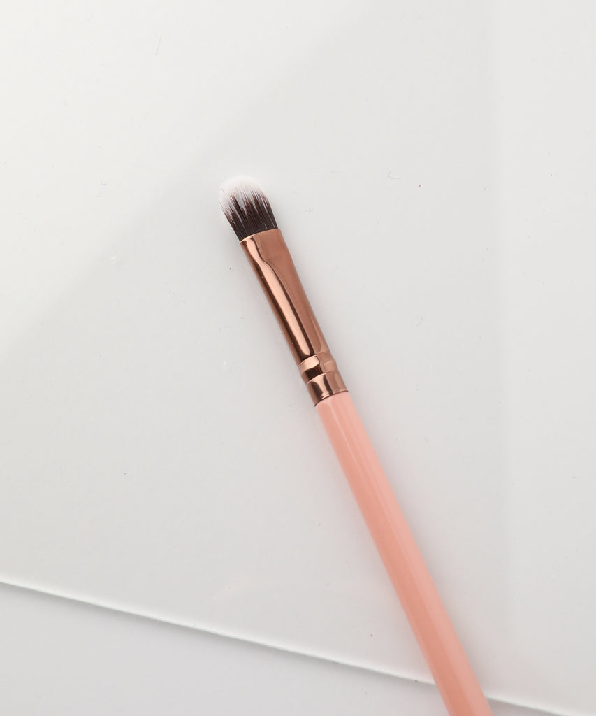LUXIE 245 Small Shader Brush - Rose Gold - luxiebeauty