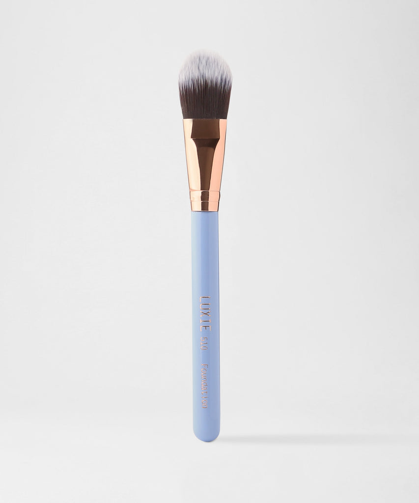 LUXIE 510 Foundation Makeup Brush - Dreamcatcher - luxiebeauty