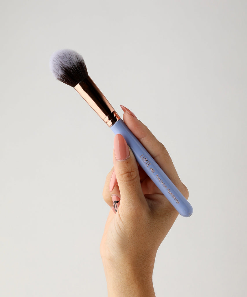 Luxie 660 Precision Foundation Makeup Brush - Dreamcatcher - luxiebeauty