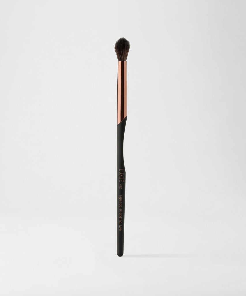 LUXIE 702 Tapered Blending Eye Makeup Brush - ProTools - luxiebeauty
