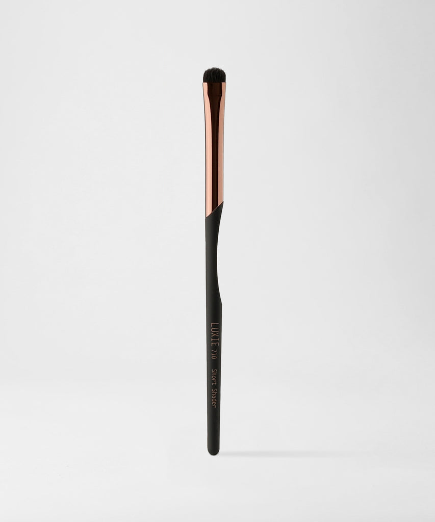 LUXIE 710 Short Shader Makeup Brush - ProTools - luxiebeauty | New Price $10