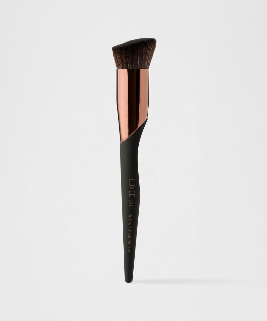 LUXIE 731 Buffer Foundation Makeup Brush - ProTools - luxiebeauty | New Price $10